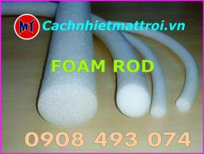 Ron xốp tròn chèn khe đường kính 15mm - Backer foam rod phi 15mm