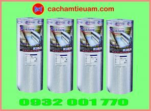 Tấm cách nhiệt Cát Tường 2 mặt bạc - Túi khí cách nhiệt P2